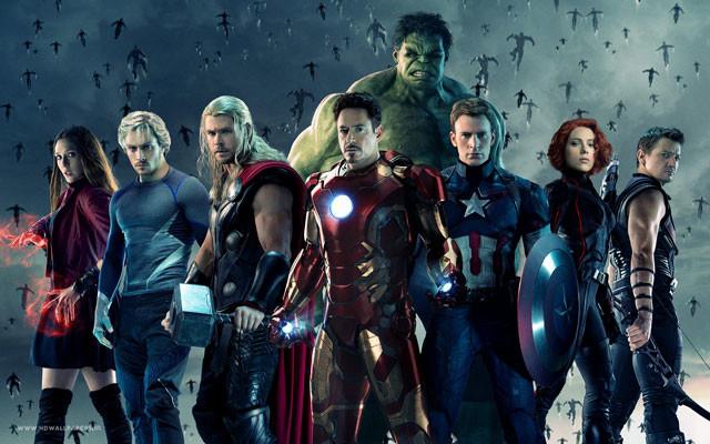 «Мстители: Эра Альтрона» взял миллиард
