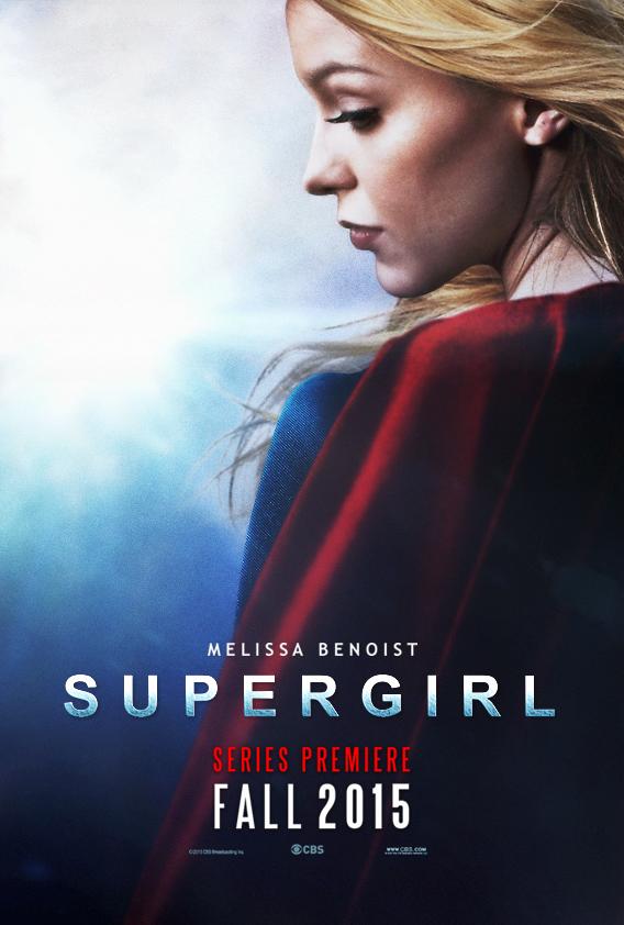 Постер фильма Супергёрл