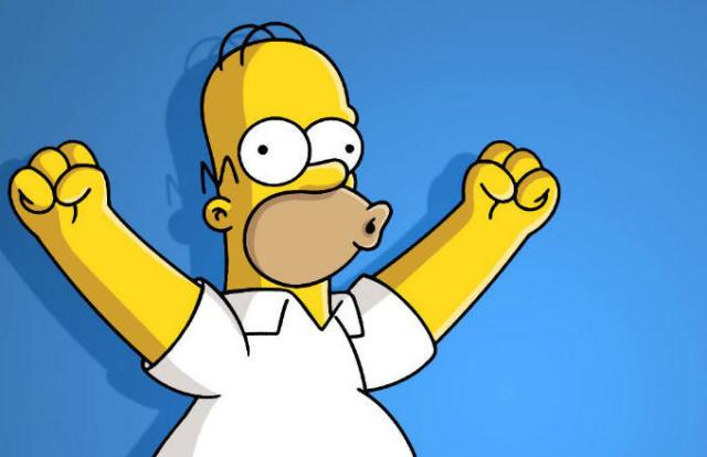 «Симпсоны» продлены еще на два года