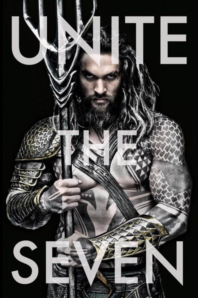 Постер фильма Аквамен