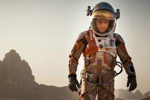 Дебютный трейлер фильма «Марсианин»