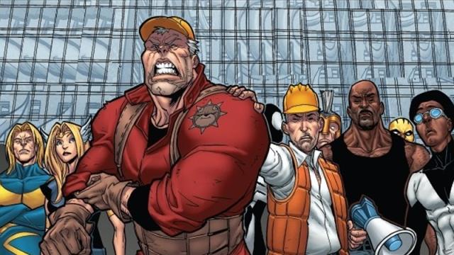 ABC и Marvel готовят сериал про уборщиков из Marvel