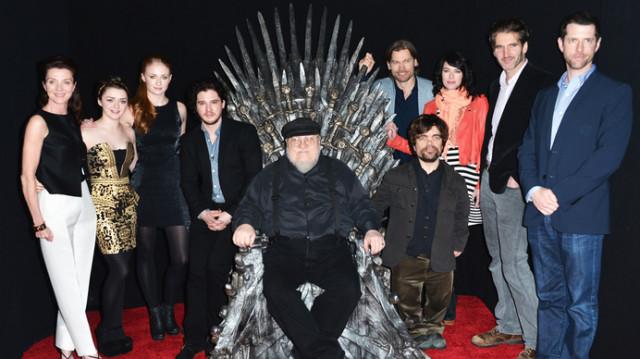 Фильм «Игра престолов» уже в работе