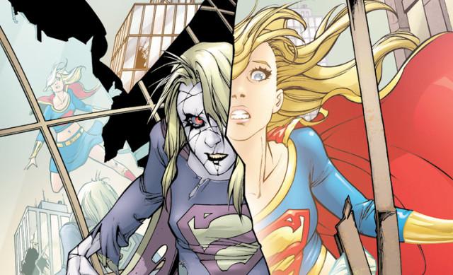 Бизарро появится в сериале «Супергерл»