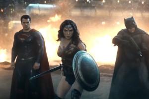 Новый трейлер к фильму «Бэтмен против Супермена»