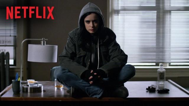«Джессика Джонс» продлена на второй сезон