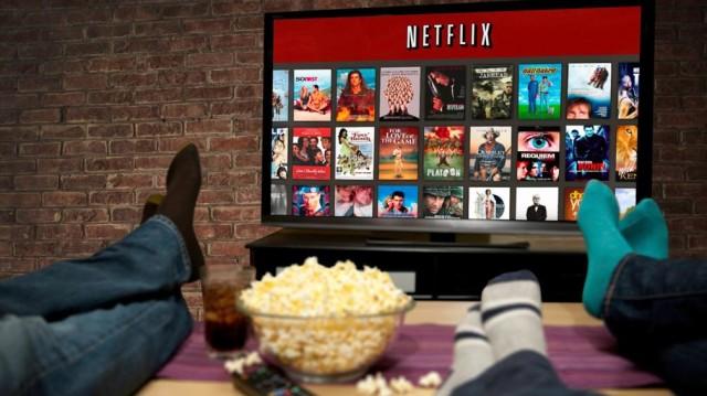 Онлайн-кинотеатр Netflix появился в России!